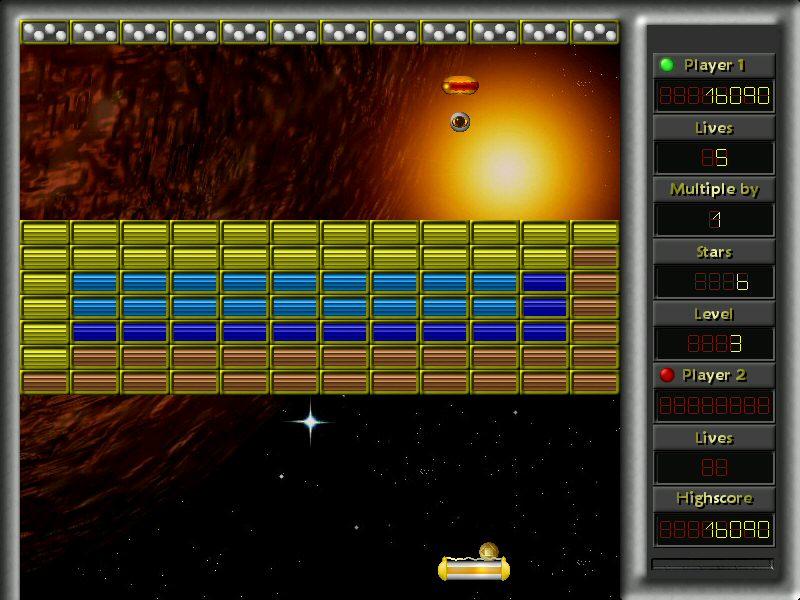 Screenshot vom Programm: Balla Balla II